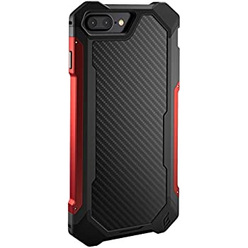 reputable site c3f20 b40e7 Element Case Sector Mil-Spec Drop Tested Case for Apple iPhone 8 Plus and 7  Plus - Red (EMT-322-133EZ-29)