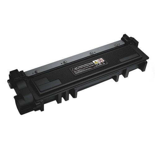Dell Toner Black High yield Pages 2.600, 593-BBLH (Pages 2.600 f/Dell E310dw/E514dw/E515dw)