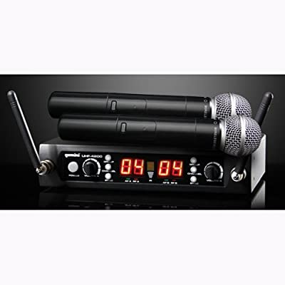 Gemini DJ UHF4200M Microphone