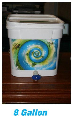 worm casting tea brewer - 9
