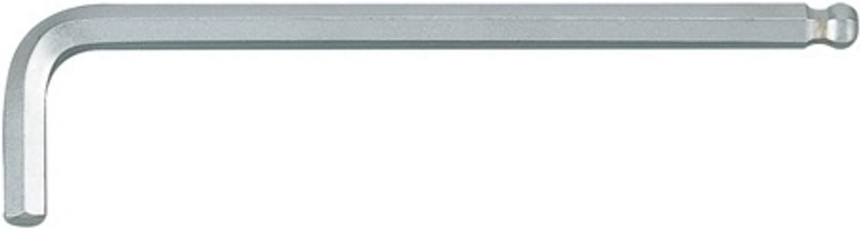 KT Pro Tools 113004M  Long Arm Hex Key with Ball Point