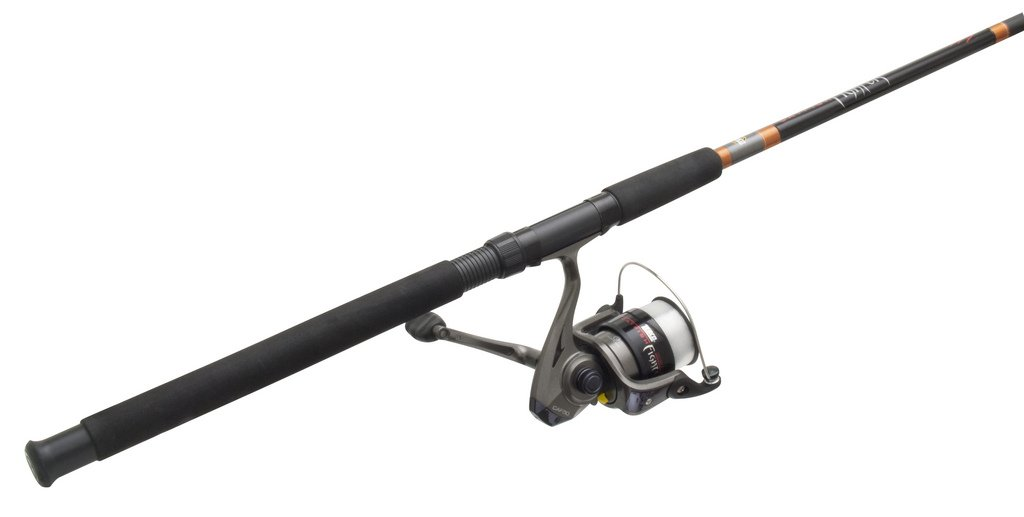 Zebco CatFishFighter Fishing Rod and CAF50 S702MH Reel Combo