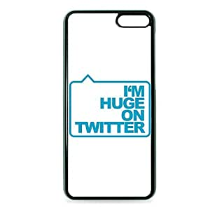 Case Fun Case Fun I'm Huge on Twitter Snap-on Hard Back Case Cover for Amazon Fire Phone