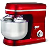 Morphy Richards Accents Stand Mixer 400010 Red Stand Mixer