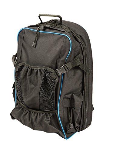 Dublin Imperial Back Pack, Black/Blue (Imperial Backpack)