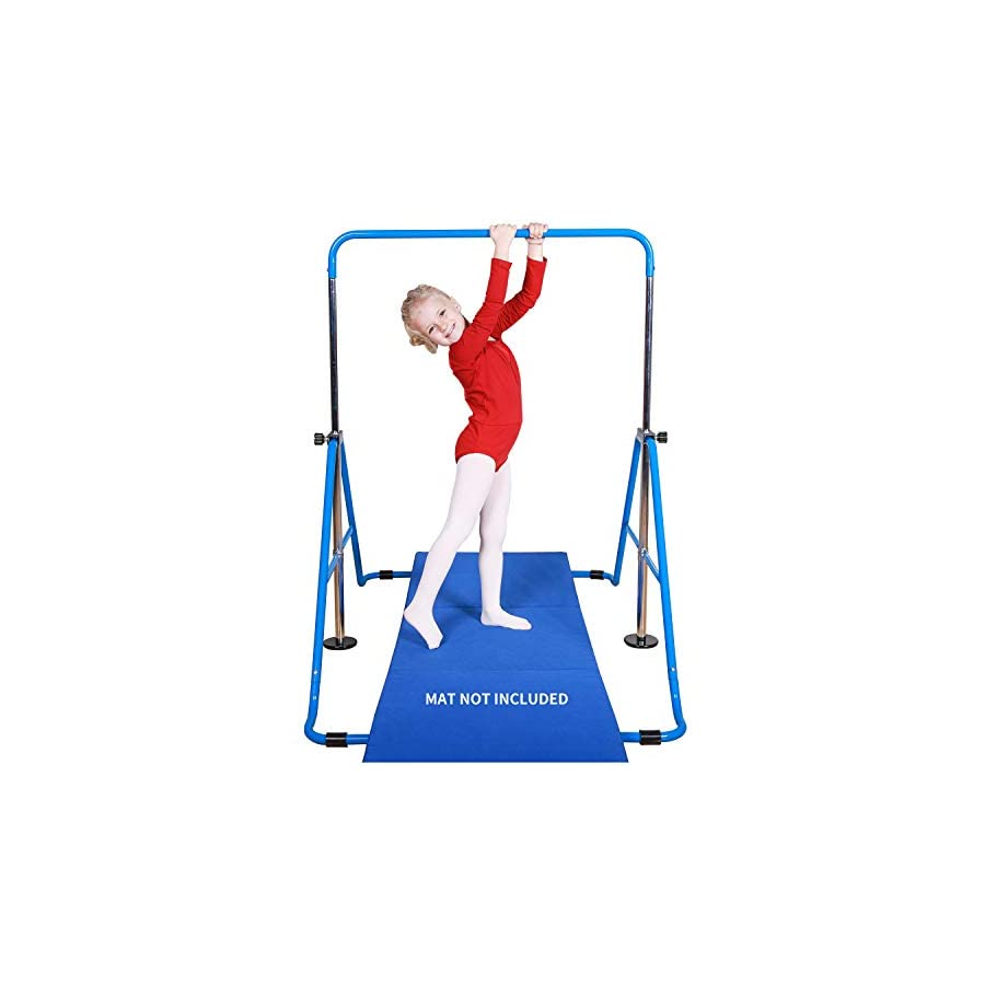 Jamery Termax Gymnastics Training Bar Gymnastic Folding Horizontal Bars Kids