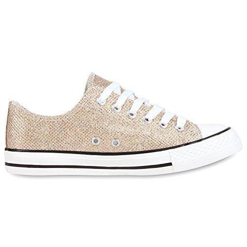 Best-botas para mujer zapatilla zapatillas zapatos de cordones estilo deportivo Gold Oro Nuovo