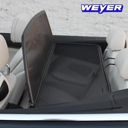 Autostyle Wieland 1137 Custom-Fit Cabrio Wind Shield