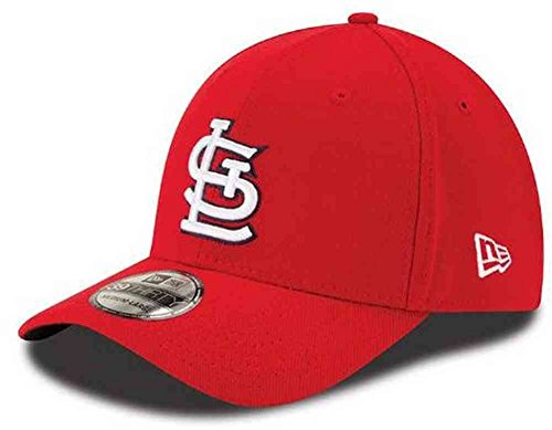 Louis Cardinals Classic Baseball (MLB St. Louis Cardinals Team Classic Game 39Thirty Stretch Fit Cap, Red, Large/X-Large)