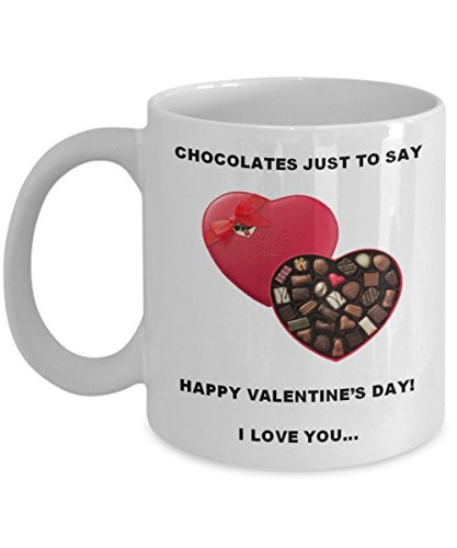 Valentine's Day Chocolate Candy - V Date Ideas Day