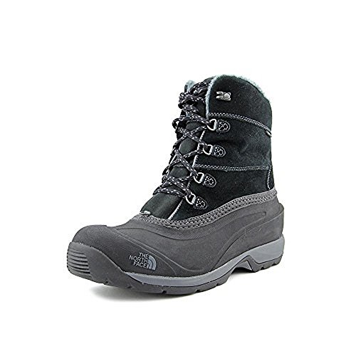 the-north-face-chilkat-iii-womens-winter-snow-boots-black-size-9