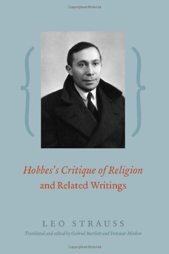 (Hobbes's Critique of Religion and Related Writings)