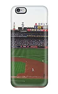 Cheap atlanta braves MLB Sports & Colleges best iPhone 6 Plus cases 2252386K514100842