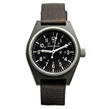 MARATHON WW194003SG-NGM General Purpose Mechanical (GPM) Military Field Watch with Tritium