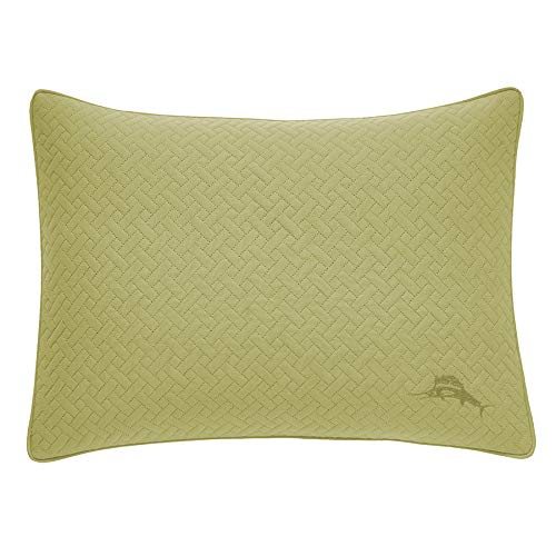 Tommy Bahama La Scala Breezer Kiwi Breakfast Pillow, 16 x 12