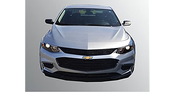 For 16-17 Chevrolet Malibu Chrome Door Handle Covers with 4 smart keyhole
