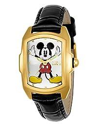 Invicta Women's 23774 Disney Quartz 3 Hand Silver Dial Watch