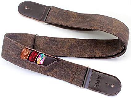 HoganeyVan partes y accesorios de guitarra Correa de guitarra de ...