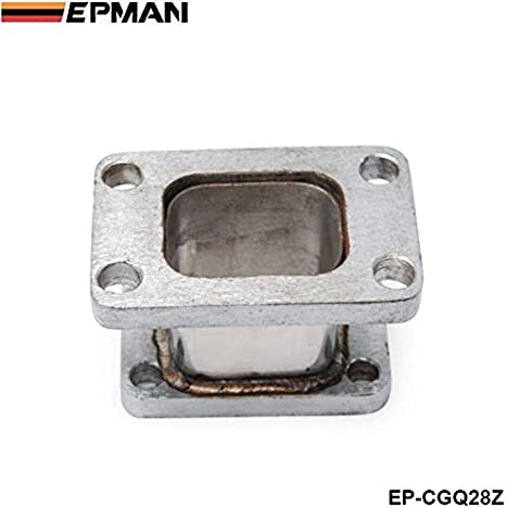 T3 To T25 T28 Turbo Charger Turbo Manifold Flange Adapter Conversion T3//T4 Gt25