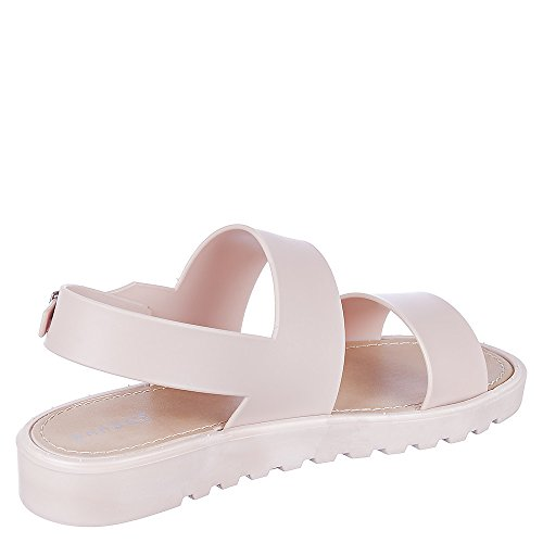 Bamboo Putter-02 Sandal Nude t2RspLLx