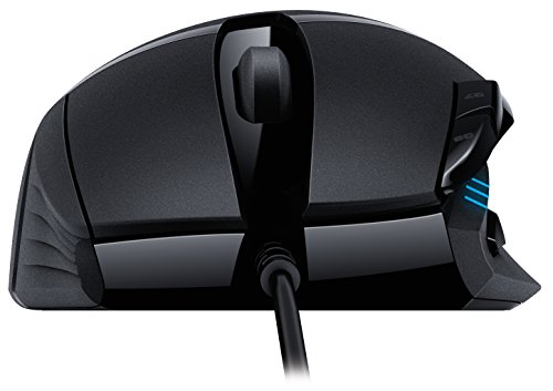 Logitech G402 Hyperion Fury FPS Gaming Mouse
