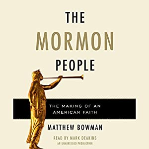 The Mormon People Audiobook