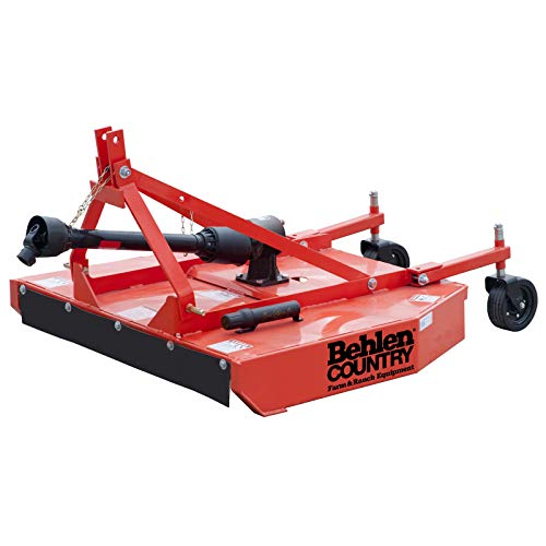 (Behlen Country 80110030ORG Sub-Compact Rotary Cutter, 4-Feet)