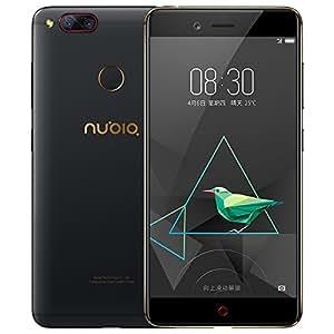 ZTE Nubia Z17 Mini 6GB+64GB 5.2 inch 2.5D Nubia UI 4.0 (Android 6.0) Qualcomm Snapdragon 653 (MSM8976 Pro) Octa Core 64-bit WCDMA & GSM & FDD-LTE (Black Gold)