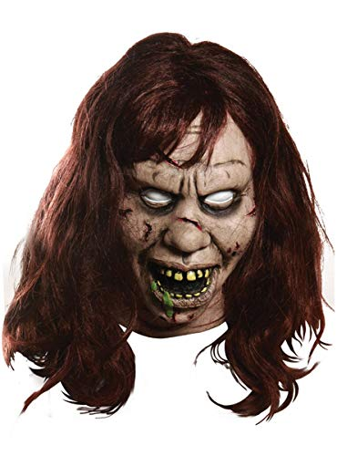 Morbid Enterprises The Exorcist Regan Mask, Tan, One Size]()