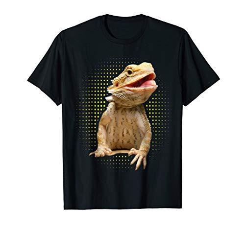 Bearded Dragon T shirt - I Love My Bearded Dragon Tees -