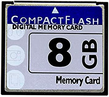 Amazon.com: Bodawei Original 8GB CompactFlash Tarjeta de ...