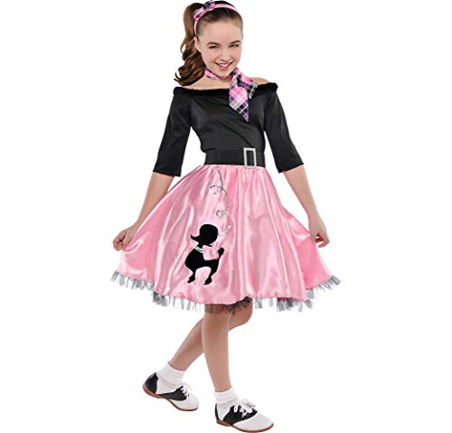 Amscan Miss Sock Hop | Fashionable 40s | Small (4-6) for $<!--$19.62-->