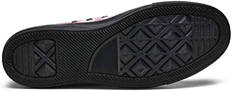 TIZORAX Hoge Top Sneakers voor Mannen Zeester Raster Printing Mode Kant omhoog Canvas Schoenen Casual Wandelen Schoen