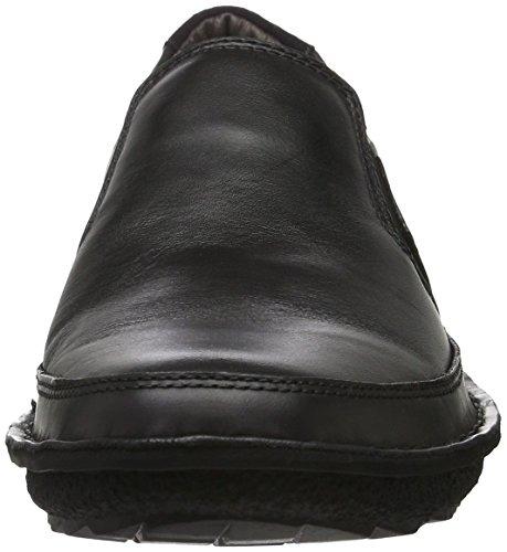 Pikolinos Herren Chile 01g Slipper Schwarz (Black)