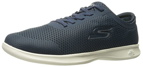 Persistence Go Sneaker Navy Gray Skechers Step Lite Turquoise Women's qIfw5z