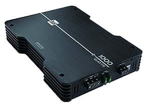Dual XPE1700 - Amplificador de audio (0 - 12 dB, 20 - 20000 Hz, RCA)