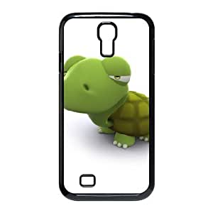 Samsung Galaxy S5 Cases 3d Green Turtle, Samsung Galaxy S5 Case Case - [Black] Bloomingbluerose