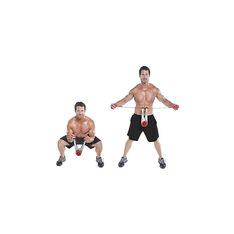 DoubleFlex Total Body Workout