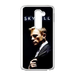 LG G2 Phone Case for Classic Theme Skyfall 007 pattern design GJBDSFL00794268