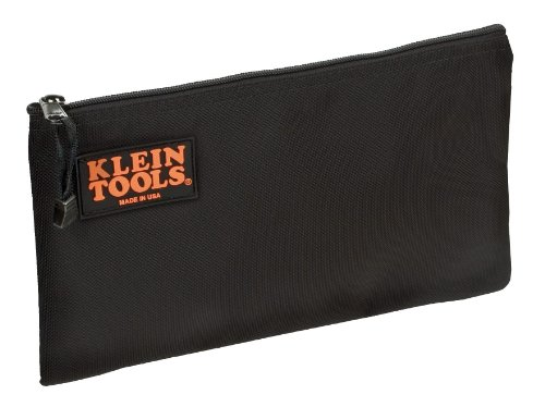 Klein Tools Canvas Zipper Bag (Klein Tools 5139PAD Padded Zipper)