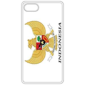 Indonesia Coat Of Arms Flag Emblem White Apple Iphone 6 (4.7 Inch) Cell Phone Case - Cover