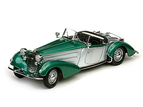 1939 Horch 855 Diecast Model Car in 1:18 Scale by Sun ()