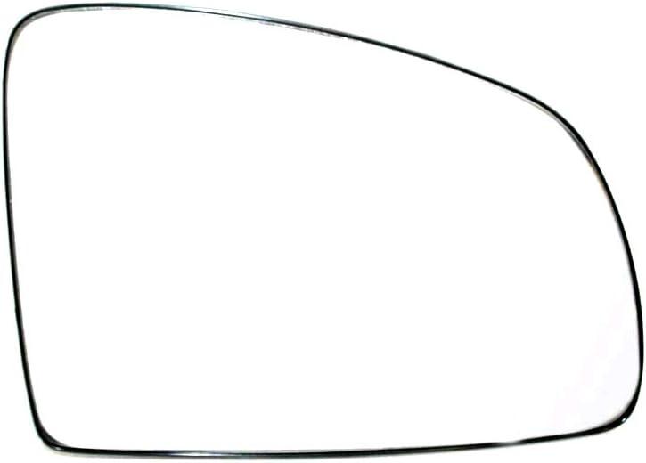 Au/ßenspiegel Spiegelglas Spiegel Glas Ersatzglas Beheizbar Heizung Rechts Kompatibel mit Meriva 2003-2010 OEM 6428780 13148965