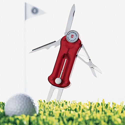 046928539628 - Victorinox Swiss Army GolfTool Pocket Knife with Pouch, Ruby carousel main 10