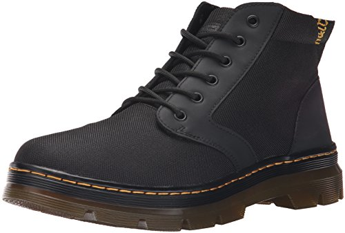 Dr. Martens Bonny Chukka Boot, Black, 7 Medium UK (US Men's 8, Women's 9 US) -