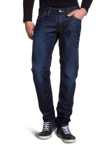 G-star - Jean - 3301 - Tapered - Regular Fit - Homme -   Bleu (dk aged 4639-89) W33/L36