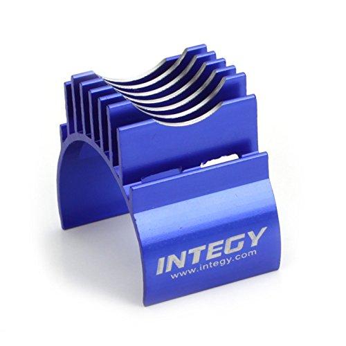 Integy Type II Wrap Around Heatsink, Blue, - Aluminum Type Integy
