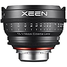 Rokinon Xeen XN14-C 14mm T3.1 Professional Cine Lens for Canon EF (Black)