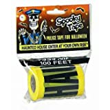 "Spooky Tape; ""HAUNTED HOUSE"" Case Pack 12"