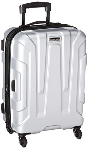 Samsonite Carry-On, Silver (Good Car Names For A Silver Car)